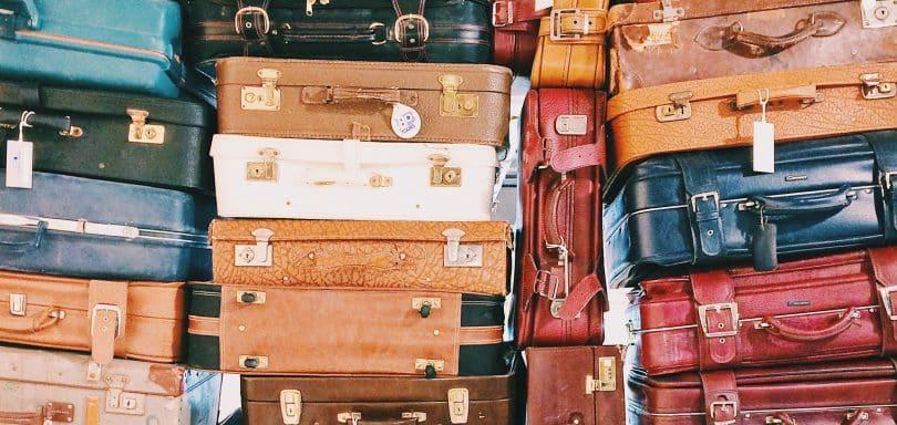 Handbagage mått och vikt