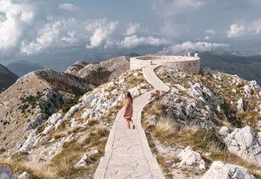 Lovcen National park montenegro