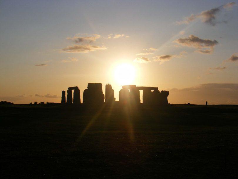 Stonehenge sommarsolståndet