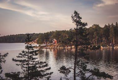 10 vackraste platserna att besöka på västkusten