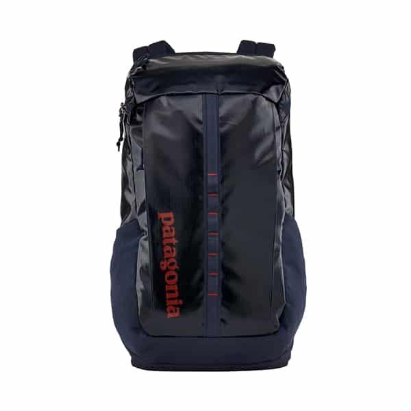 Ryggsäcken Patagonia Black Hole Pack 25 L, en av de bästa vandringsryggsäckarna på 25 liter
